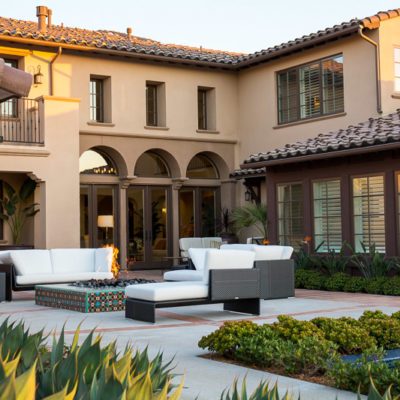 outdoor living-firepit-lounge furniture